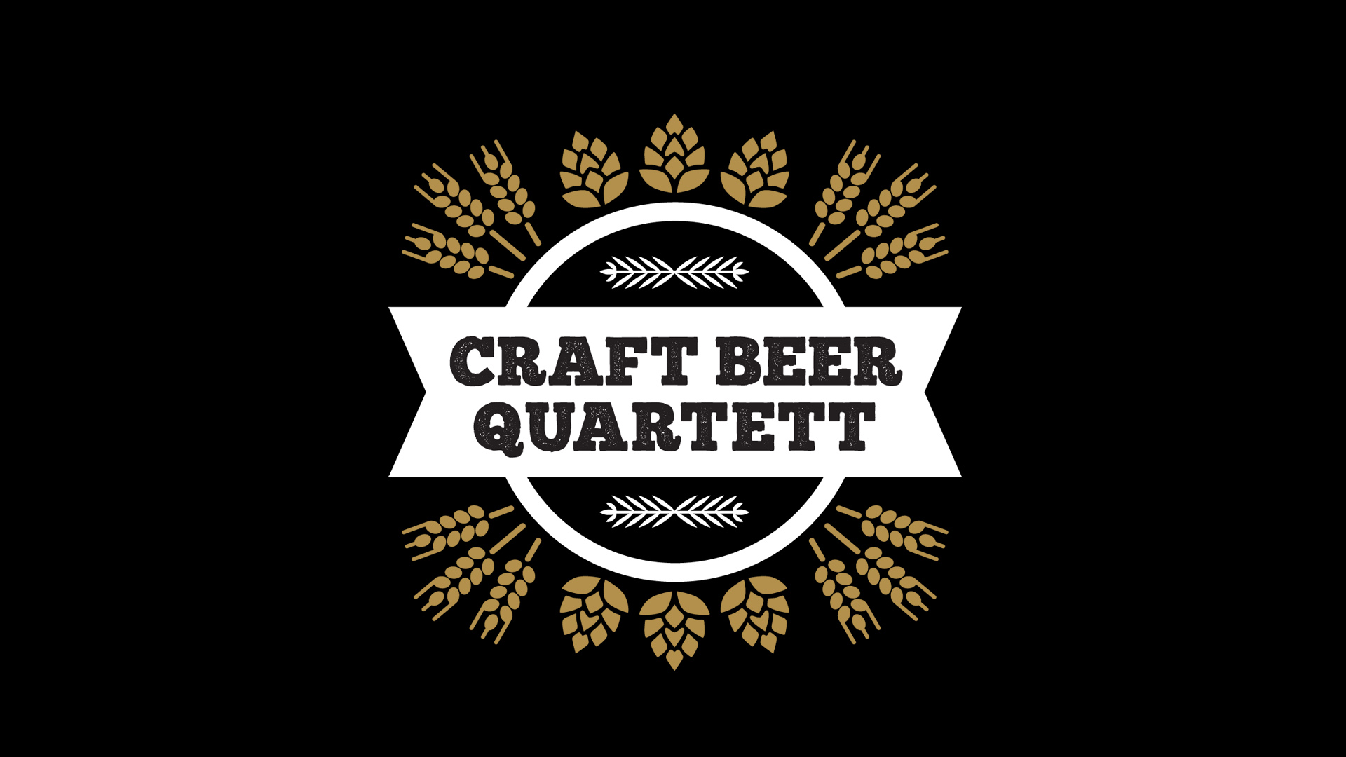 Craft Beer-Quartett